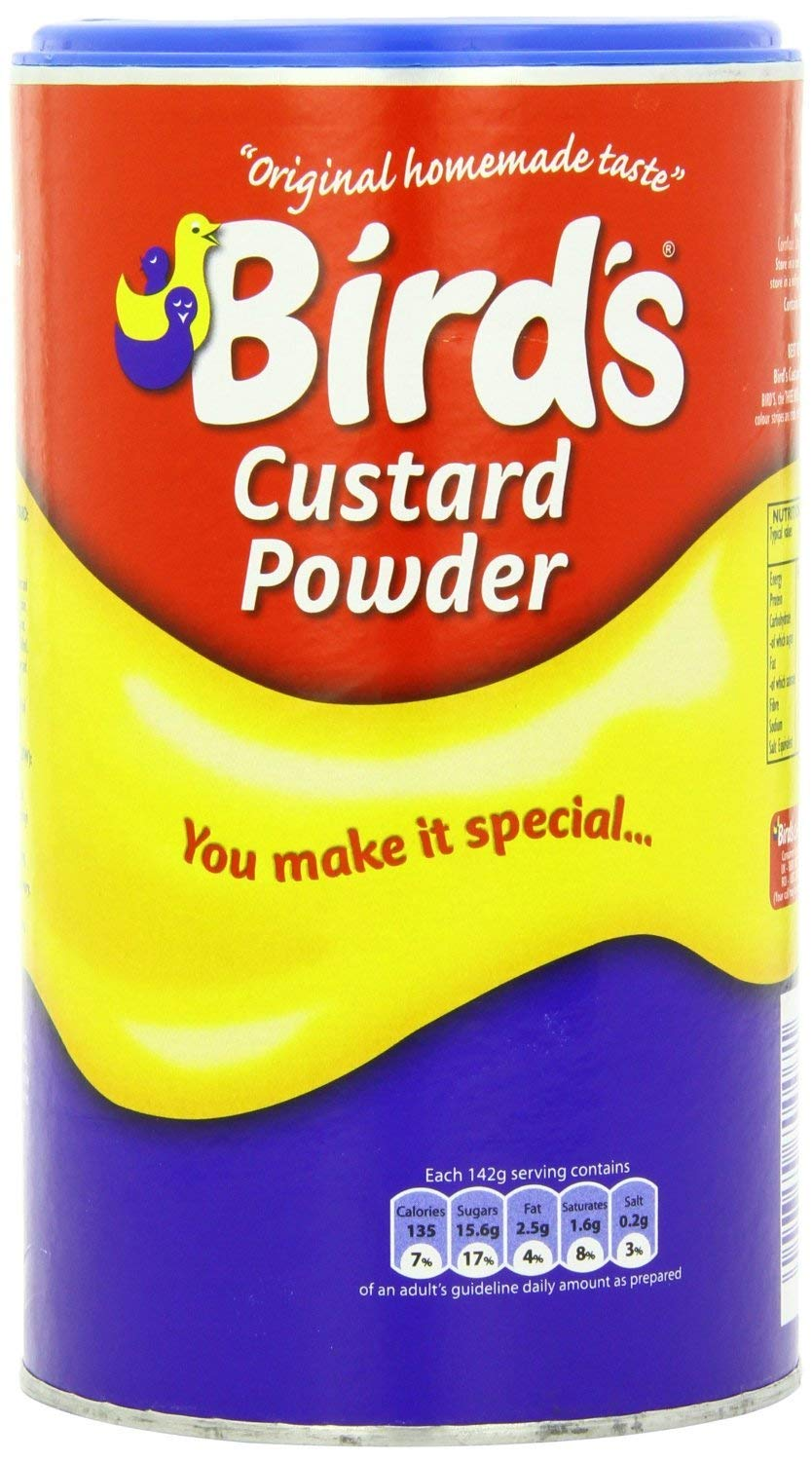 Bird's Custard Shipping included Powder - Courier shipping free 600g 10 PACK