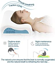 Memory Foam Cervical Contour Medical Pillow for Sleeping Orthopedic Pillows for Neck Back Pain