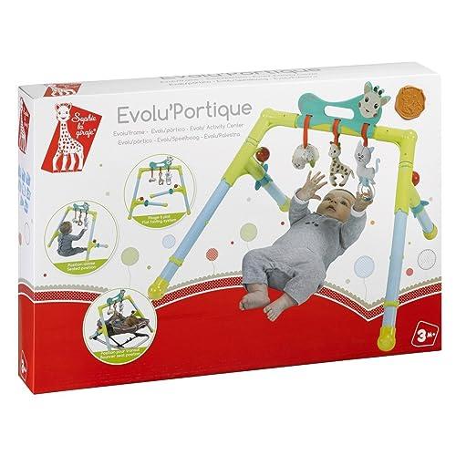 Vulli - Fresh Touch - Sophie la Girafe - Portique Evolutif