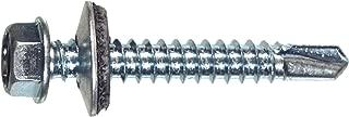 HILLMAN 1//4-14X2 Slf//Drill Screw
