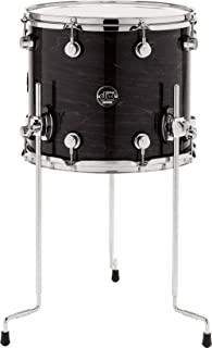 DW Performance Series Floor Tom - 12 Inches X 14 Inches Ebony Stain Lacquer