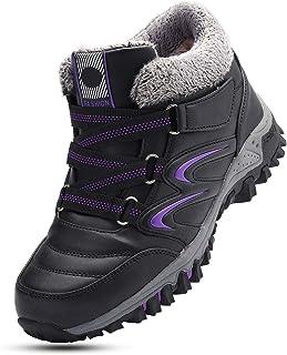 gracosy Scarpe da Donna Invernali Trekking 2020 Stivali da Corsa Sport da Neve più Velluto Ginnastica Traspiranti Sportive...