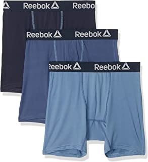 Best reebok mens breathable 3 pack boxer briefs Reviews