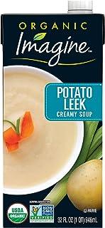 Imagine Organic Creamy Soup, Potato Leak, 32 oz
