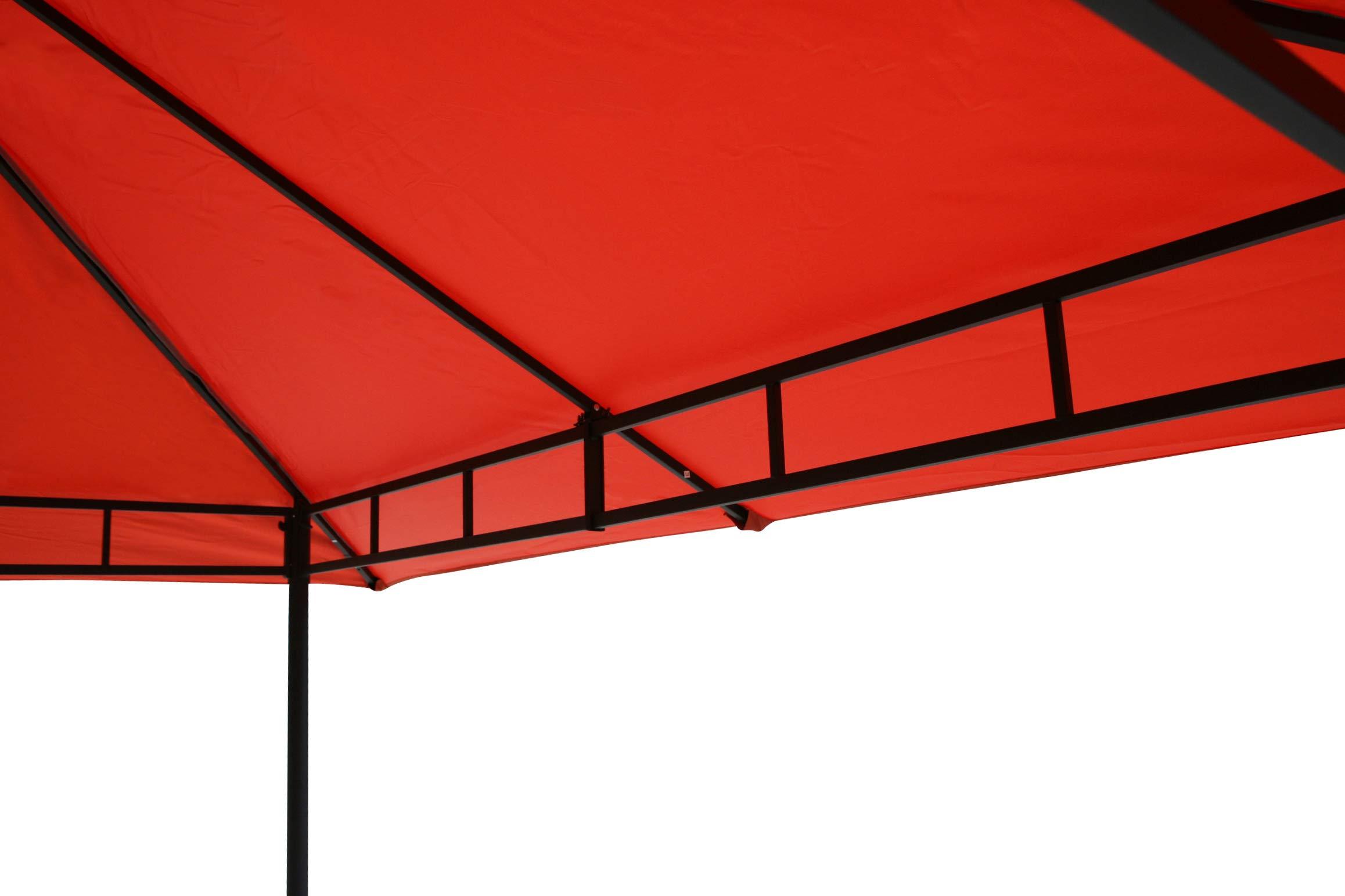 Grasekamp - Cenador de Calidad Desde 1972, 3 x 3 m, Color ...