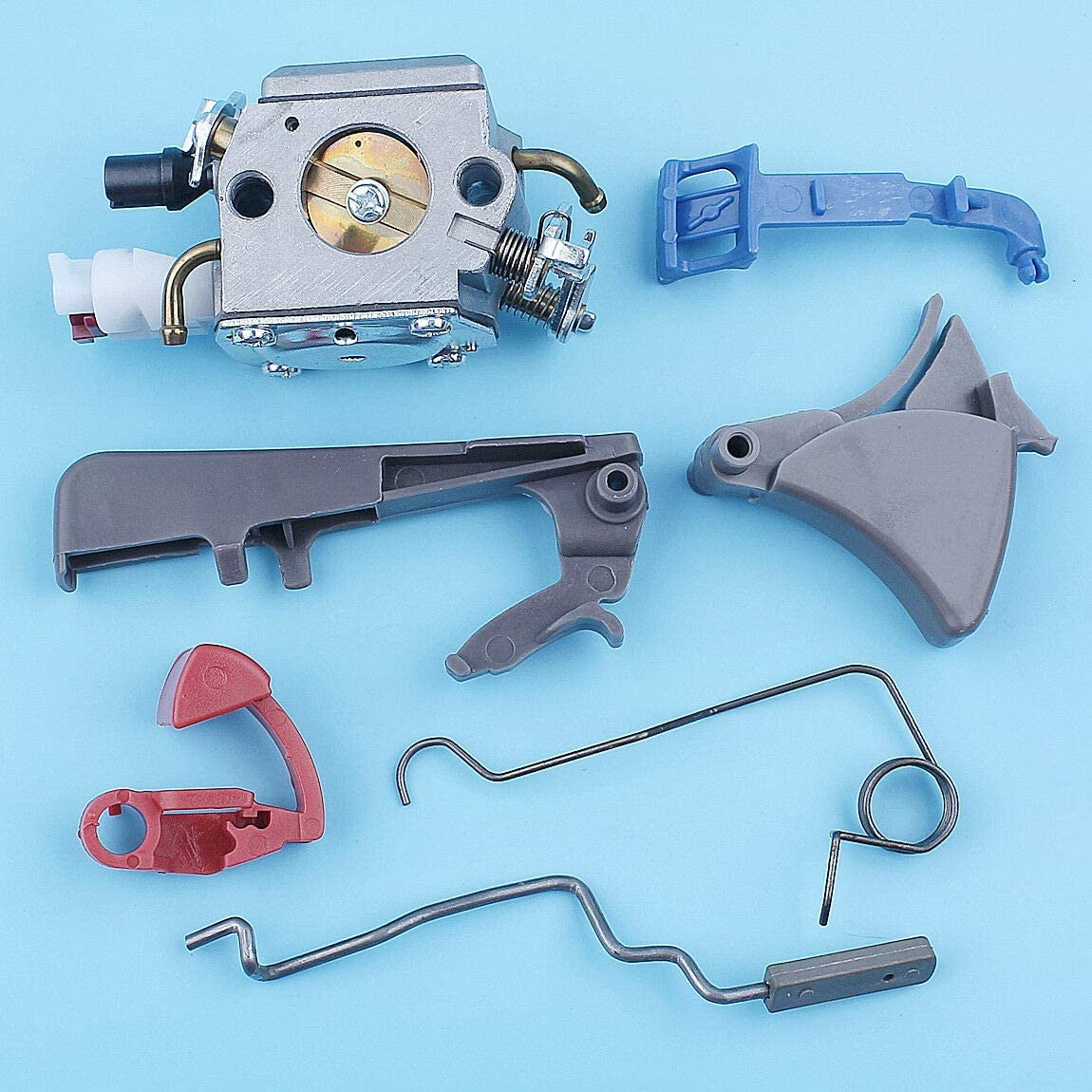 Replacement Parts Carburetor Throttle Trigger Rod OFFicial price store Husqv for Kit