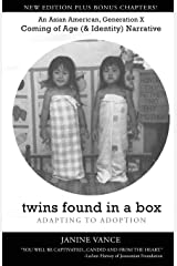 Twins Found in a Box: Adapting to Adoption (Limited Edition No Longer Available) Paperback