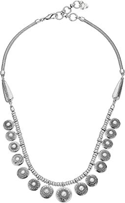 Lucky Brand - Pearl Collar Necklace
