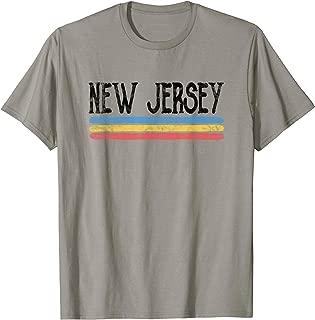 Vintage New Jersey NJ T-shirt Born Raised Native Home State