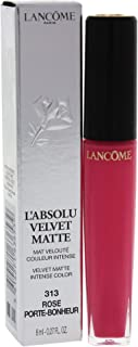 Lancome L'Absolu Velvet Matte - # 313 Rose Porte Bonheur 8ml