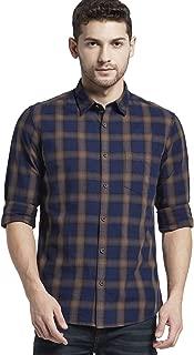 BUFFALO By fbb Men's Slim fit Casual Shirt