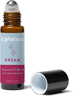 Sleep Oil Roll-On - Peace and Calming Essential Oil Roller for Sweet Dreams and Serenity - Lavender and Chamomile Blend - Easy Application - High-Quality - Leak-Proof Rollerball - No Diffuser Needed!