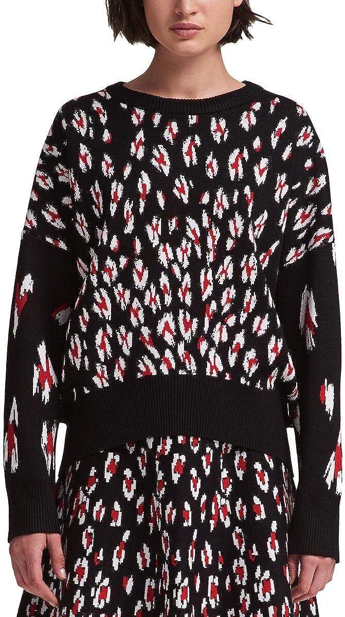 DKNY womens Pullover