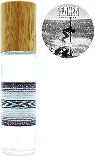 Stoked Rollie COCO BAY Body Oil scent ~ handmade, roll-on perfume, phthalate free, moisturizing, unisex, boho, surf, vegan, summer