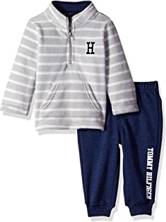 Tommy Hilfiger Baby Boys 2 Pieces Pants Set