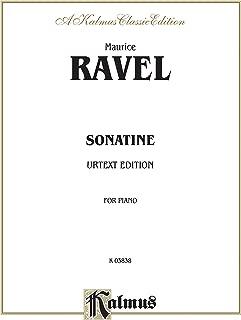Sonatina (Kalmus Edition)