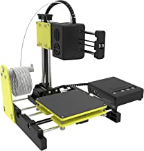 TTLIFE Mini 3D Printer for Kids & Beginners, Small 3D Printer with Magnetic Plate, Fast Heating, Low Noise, Printing Size ...