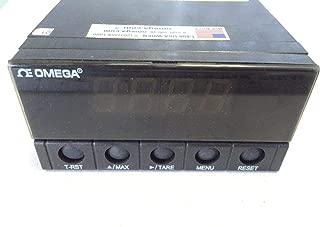USED OMEGA DP24-E 6-DIGIT RATEMETERS/TOTALIZER/PROCESS METER(PLASTIC DAMAGED) CU