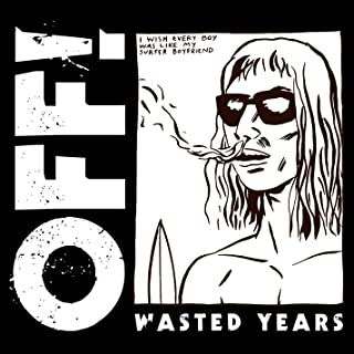 Wasted Years [Vinilo]
