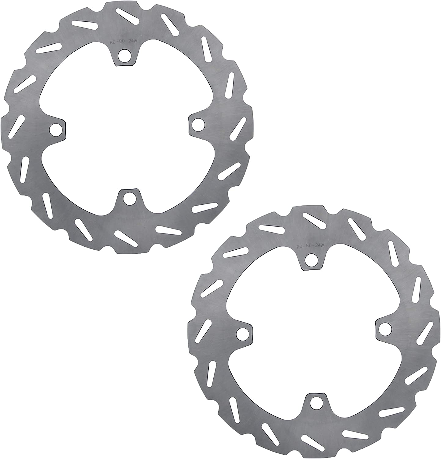 2010-2014 Polaris RZR 4 800 Rotors Brake Outlet sale feature Discs Rear Weekly update RipTide
