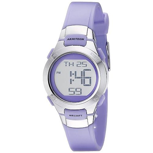 Armitron Sport Womens 45/7012 Digital Chronograph Watch