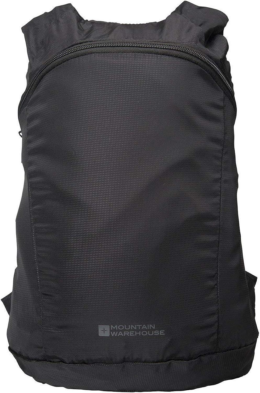 Mountain Warehouse Packaway Backpack Travel Rucksac Weekly update - Surprise price Waterproof