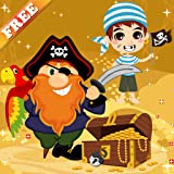 Pirates Games for Kids and Toddlers : discover the world of pirates ! FREE Pirate game