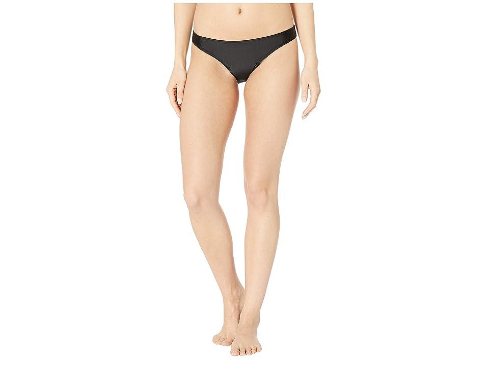 Rip Curl Classic Surf Full Bikini Bottom (Black 1) Women's Swimwear