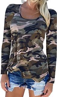 camouflage plus size shirt