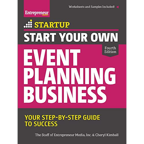 how to start an events planning business
