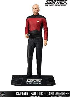 McFarlane Toys Star Trek Captain Jean-Luc Picard Collectible Action Figure