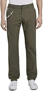 TOM TAILOR Men's Cotton Linen Trouser