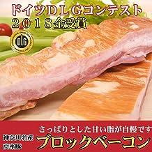 高座豚手造りハム 手造りブロックベーコン 指定農場育ちの国産豚【バーベキューにオススメ】【お取り寄せグルメ】
