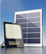 Zonne-vloed lichten met afstandsbediening 400W 600W 800W 1000W, zonne-schijnwerpers buiten IP65 waterdicht MPPT systeem Su...