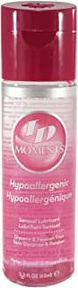 ID Moments 2.2 FL OZ Hypoallergenic Water Base Personal Lubricant