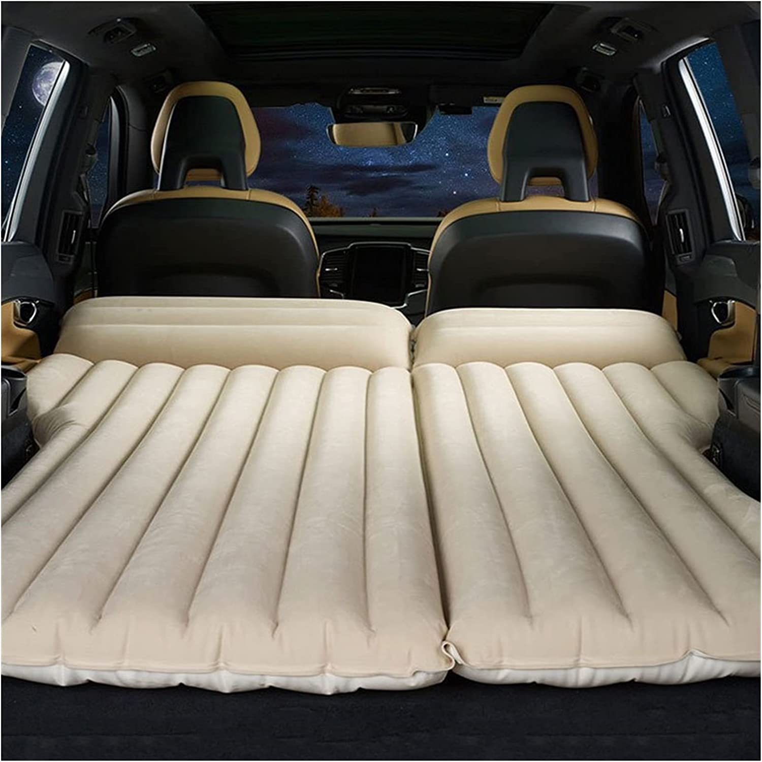 Inflatable Car Air Al sold out. Mattress Bed Portable Travel Folding Ranking TOP12