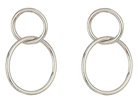 Karma, Linked Circle Earrings
