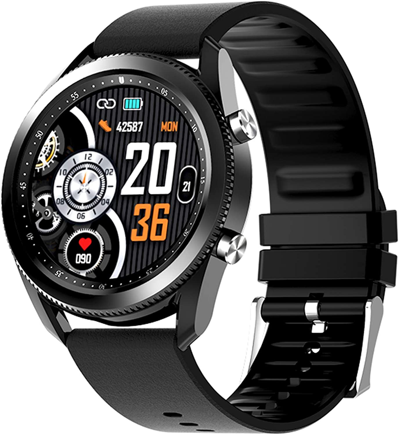 QFSLR Smart Watches for Men Los Angeles Mall with High quality new Fitness Bluetooth Call Tracker