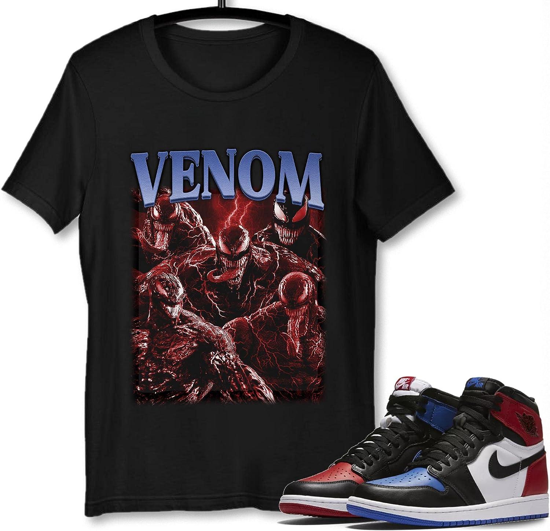 Max 78% OFF #Venom Shirt to Match Jordan 1 Top Men OFFer for 3 Sneaker Gift Women