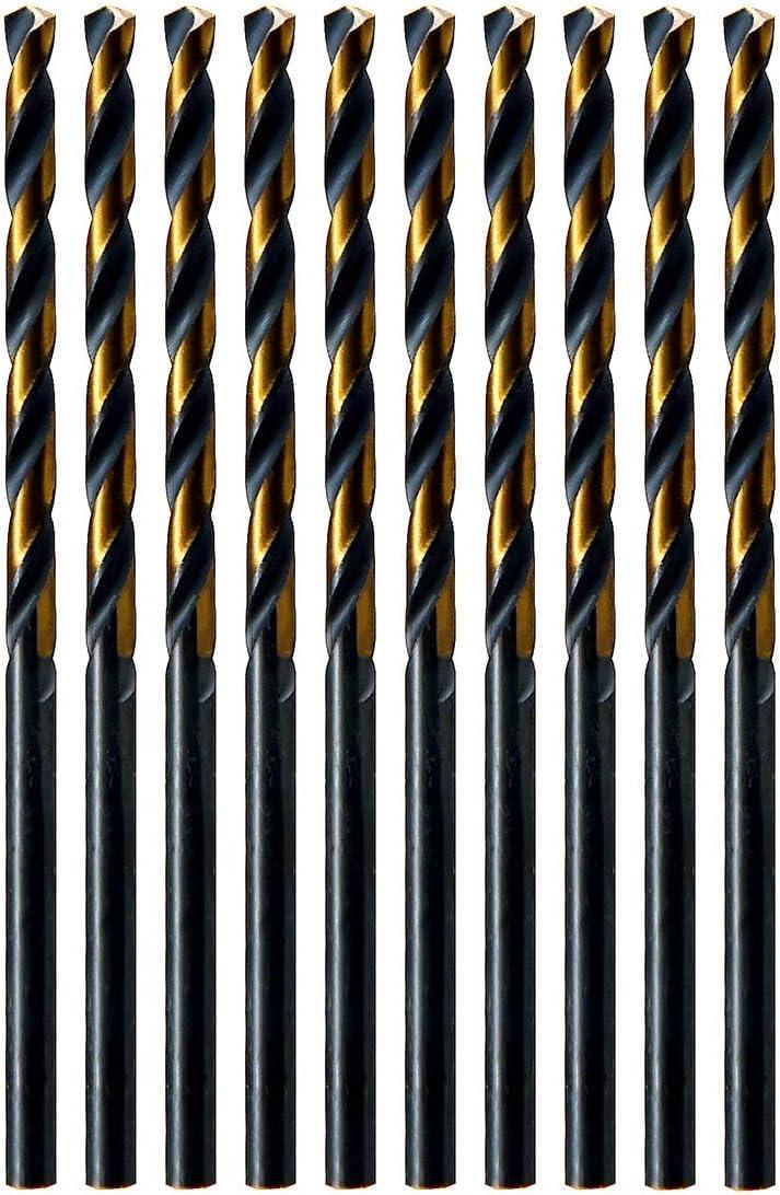 MAXTOOL No.27 10pcs Identical High quality new Jobber Max 73% OFF Drills HS 0.144