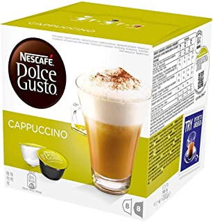 NESCAFÉ Dolce Gusto Cappuccino Capsules Pack of 16