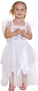 white fairy costume child