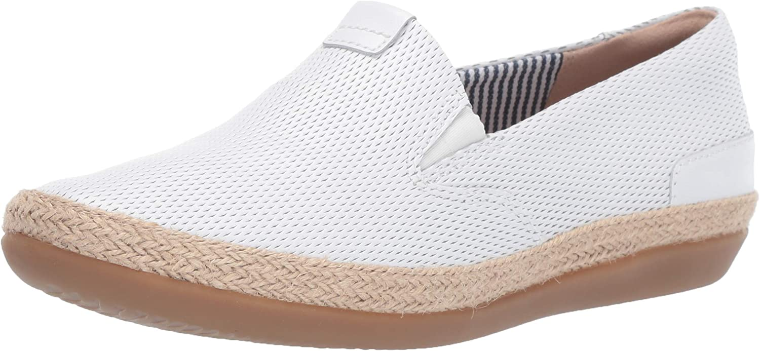 Clarks Women's Danelly Loafer Ranking integrated 1st place Flat Iris Quality inspection
