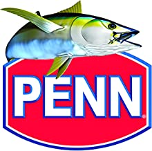 Penn Fishing Sticker Decal Tuna P002 Great for Tackle Box Toolbox Sexy Pinup Girl Laptop Mirror USA