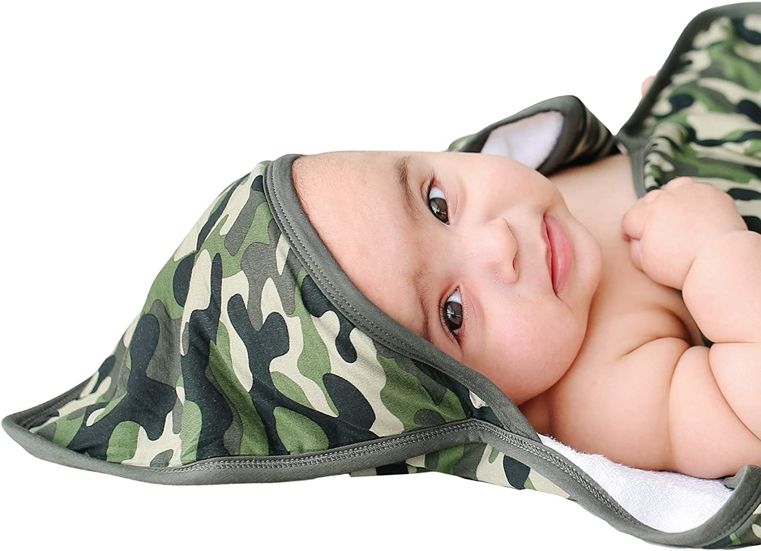 Now free shipping Max 72% OFF Posh Peanut Baby Hooded Towel Infant The for Cotton –