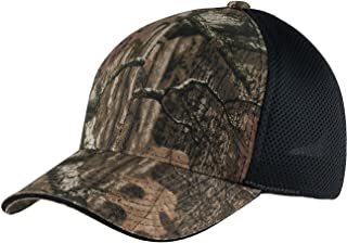 Joe's USA - Realtree Adjustable Camo Camouflage Cap Hat with Air Mesh Back
