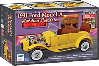 Best hot rod scale model cars Reviews