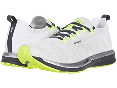 Brooks Ricochet 2 (White/Black/Nightlife) Men