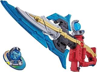 宇宙戦隊キュウレンジャー 9段変形 DXキューザウェポン