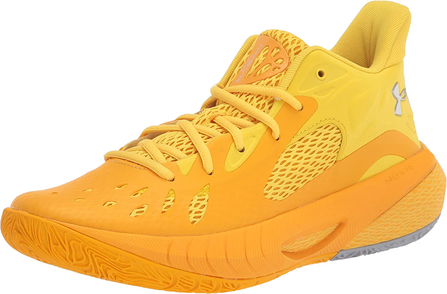 Under Armour Unisex HOVR Limited time for free shipping Havoc Brand Cheap Sale Venue Steeltown Gold Basketball 3 Shoe